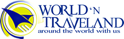 World N Traveland logo
